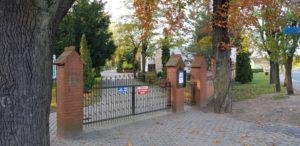 Cmentarz Komunalny w Gubinie